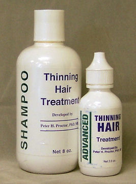 ADVANCED THINNING HAIR Treatment